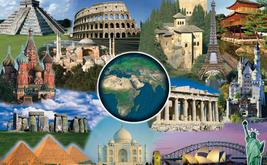 Тест на знание мировых столиц